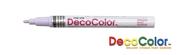 Маркеры DecoColor М-300,  не стираемые,  пр-во Япония.