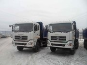 DongFeng самосвалы