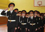 кадетская парадная форма китель формы для кадетов