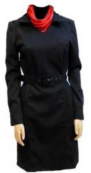 Платье Для Мвд Полиции С Длинным Рукавом Женская Ткань Габардин