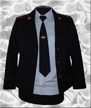 Форма Парадная Китель Для Мвд Полиции Женская Ткань п/ш Габардин Кос