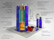 Паровой котел (парогенератор) t=110-400С,  P=0, 07-14 МПа г. Челябинск