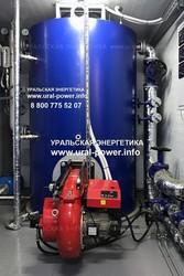 Паровой котел парогенератор в наличии t до 185С,  P до 1, 0МПа
