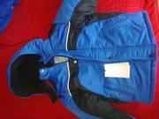 куртку зимнюю новую на мальчика 4-5 лет