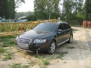 Audi Allroad:  Автомобиль куплен у официального дилера в Челябинске